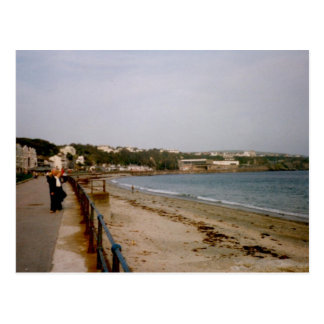 Seafront, Douglas, Isle of Man Postcard