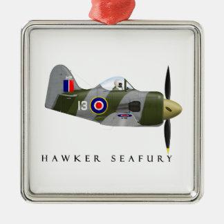 Seafury Race 13 Ornament