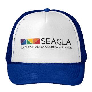 SEAGLA Logo Gear Trucker Hat