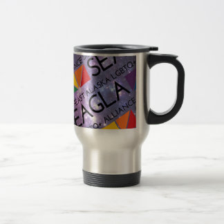 SEAGLA Space Logo Travel Mug
