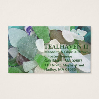 Seaglass Biz Cards