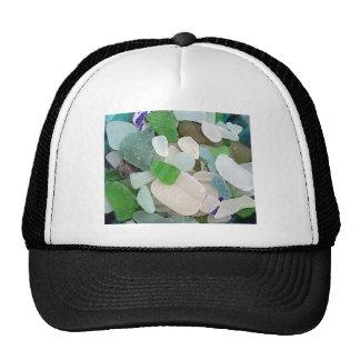 Seaglass Serendipity Mesh Hats