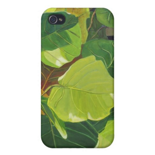Seagrape iPhone 4 Funda