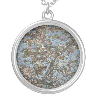 Seagrape plant, pinhole camera style, blue sky jewelry