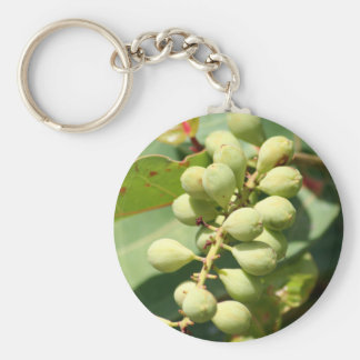 Seagrapes keychain