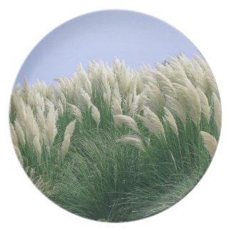 SeaGrass Breeze Plates