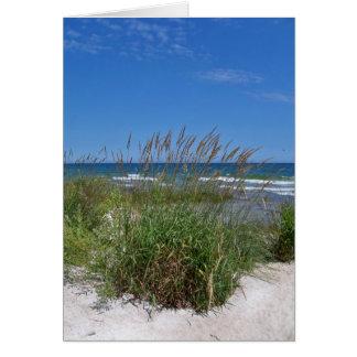 Seagrass Card