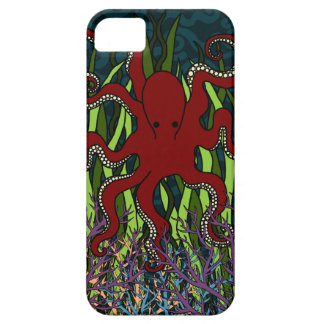 Seagrass Octopus Phone Case