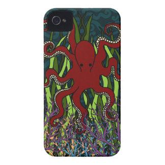 Seagrass Octopus Phone Case iPhone 4 Case