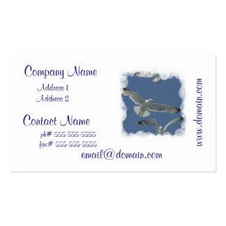 seagull-11.jpg plantillas de tarjetas de visita