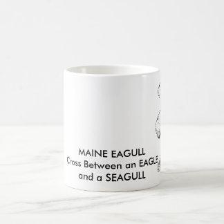Seagull-1, MAINE EAGULLCross Between an EAGLE a... Mugs