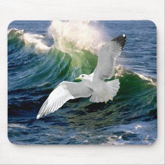 """""""Seagull 2"""" Mousepad"""