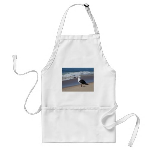 Seagull Apron