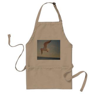 seagull adult apron