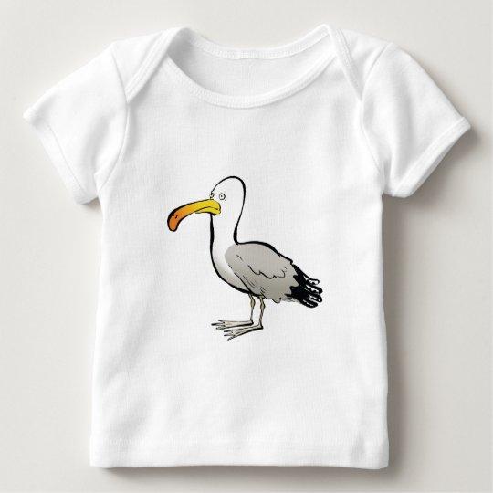 Seagull au naturel baby T-Shirt