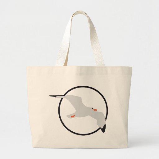 seagull canvas bags