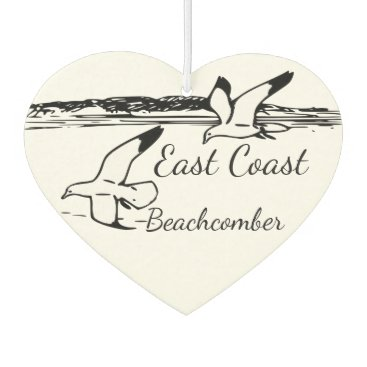 Beach Themed Seagull Beach East Coast Beachcomber Air freshener