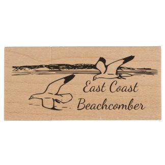 Seagull Beach East Coast Beachcomber flash drive