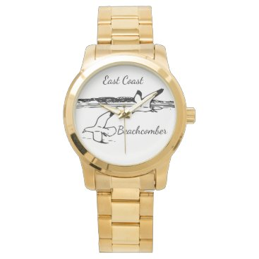 Beach Themed Seagull Beach East Coast Beachcomber watch