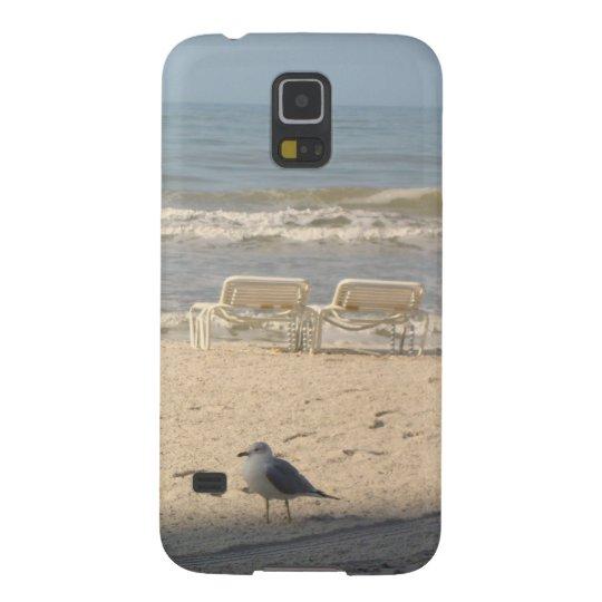 Seagull Beach Samsung Galaxy Nexus Cell Phone Case