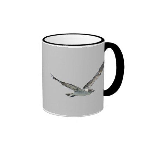 Seagull Bird Coffee Mugs