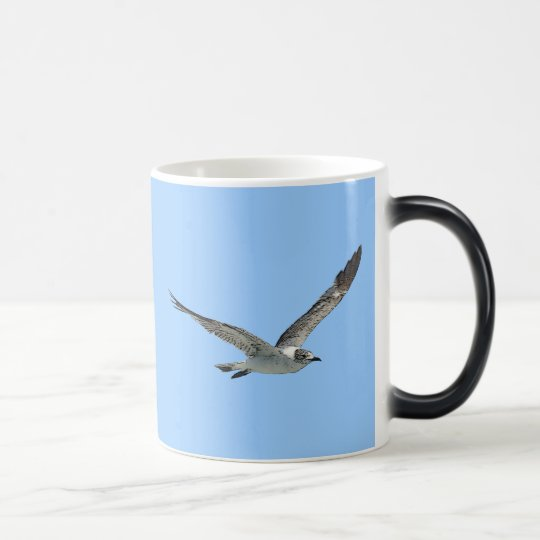 Seagull Bird Magic Mug