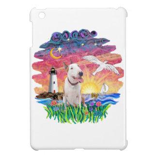 Seagull-Bull Terrier (B) iPad Mini Cases