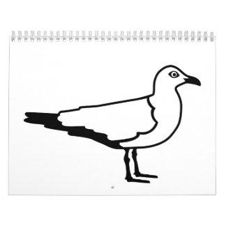 Seagull Calendar