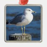 Seagull Christmas Tree Ornament