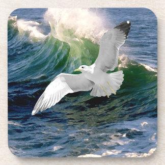 """""""Seagull"""" Coasters Set"""