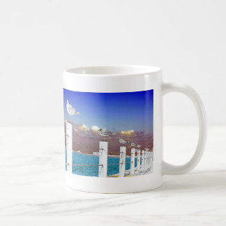 Seagull committee mug