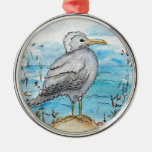 Seagull Design Ornaments