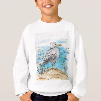 Seagull Design Sweatshirt