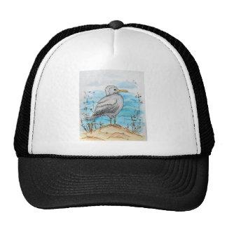 Seagull Design Trucker Hat