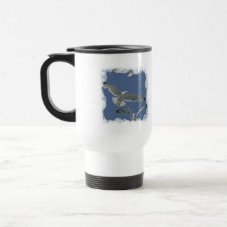 Seagull Flight Travel Mug