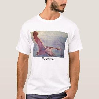 Seagull Fly away T-Shirt