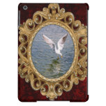 Seagull Flying Above Water iPad Air Cases