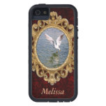 Seagull Flying Above Water iPhone 5 Cover