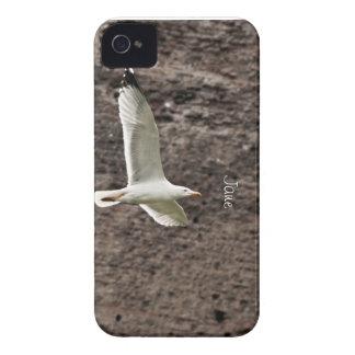 Seagull Flying Free Blackberry Case