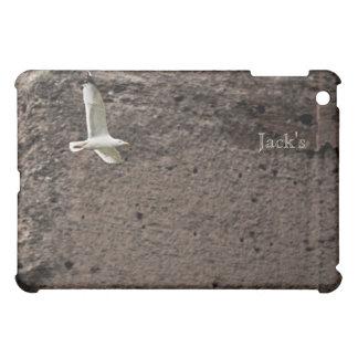 Seagull flying free iPad mini cases