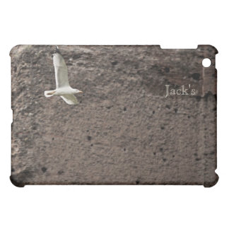 Seagull flying free iPad mini cover