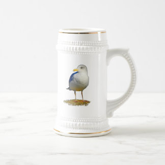 Seagull Got His Eye on You Beer Stein