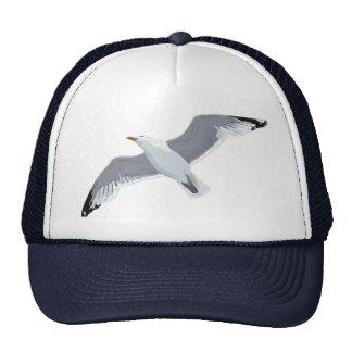 Seagull Mesh Hat