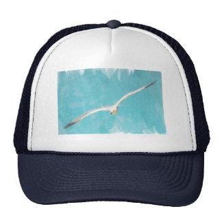 Seagull Hat by Loredana