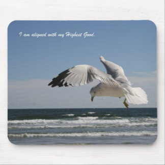 Seagull_Highest Good Mouse Pad