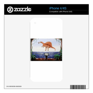 Seagull In Flight- Custom Print! Skins For The iPhone 4