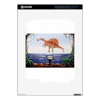 Seagull In Flight- Custom Print! Decals For iPad 3