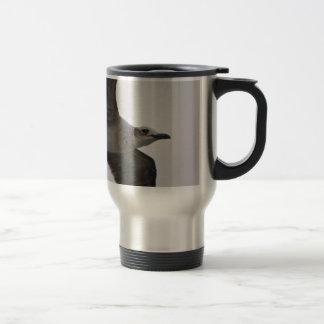 Seagull In Flight Coffee Mugs