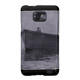 Seagull In The Mist Galaxy SII Case