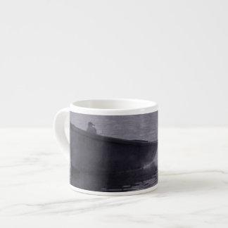 Seagull In The Mist Espresso Mug